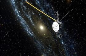 مسبار ناسا يدخل الفضاء بين النجوم