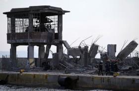 زلزال قوي يضرب  أثينا وانقطاع الاتصالات