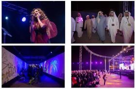 سعيد بن طحنون يشهد الإنطلاقة الأولى لفعاليات مهرجان «دار الزين» في مقر مركز العين للمؤتمرات