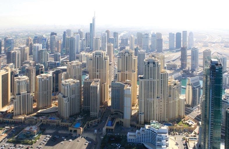 416 مليون درهم قيمة تصرفات العقارات في دبي امس