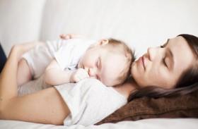 خطوات تساعد رضيعك على النوم بعمق وهدوء