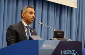 الإمارات تعتمد قرار مؤتمر الأمم المتحدة لاستكشاف الفضاء «يونيسبيس +50»