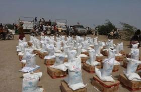 الإمارات تسير قافلة مساعدات غذائية جديدة إلى قرى «الدريهمي» في اليمن