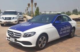 دوريات شرطة أبوظبي بالهوية الجديدة تباشر مهامها في تعزيز مسيرة الأمن والاستقرار