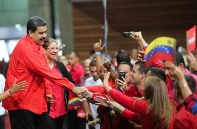 مادورو السياسي الهادئ في خضم فوضى فنزويلا