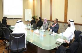 بلدية مدينة أبوظبي والمركز الوطني للبحث والإنقاذ يبحثان التعاون في مجال الصحة والسلامة المهنية