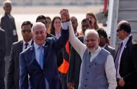 أبعاد سياسية واقتصادية  وراء زيارة نتانياهو للهند