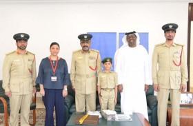 شرطة دبي و«تحقيق أمنية» تحققان للطفل سيف حلمه