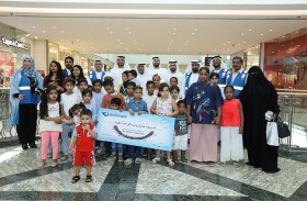 مجموعة بريد الإمارات تحتفل بحلول عيد الأضحى المبارك مع الأطفال الأيتام