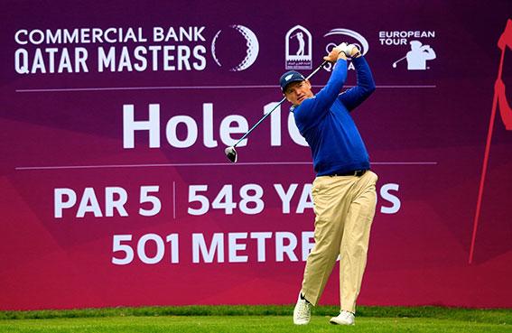 مارتن كايمر سينافس في نادي الدوحة للجولف لأول مرة منذ عام 2014
