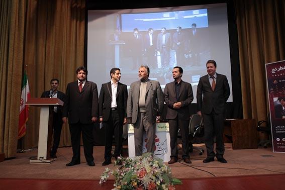 هشام الطاهر يشهد لقاء تحدي الشطرنج بين إنجلترا وإيران
