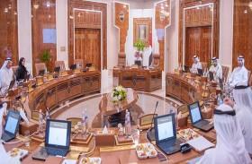 عمار النعيمي يترأس اجتماع المجلس التنفيذي