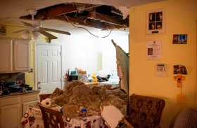 انفجار «كبير» يهز مدينة هيوستن الأمريكية