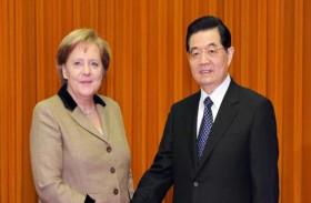 الصين تتصدر الشركاء التجاريين لألمانيا