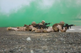 رأس الخيمة تستضيف حصن الاتحاد 6 للقوات المسلحة نوفمبر المقبل