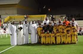 الوصل يتوج بطلاً لكأس دانون ويمثل الإمارات في نهائيات أمريكا