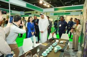 دبي تستضيف معرض الشرق الأوسط للمنتجات العضوية والطبيعية بمشاركة 200 عارض من 57 دولة
