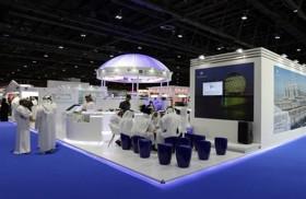 هيئة مياه وكهرباء أبوظبي «أدويا» وشركاتها تستعرض مبادرات استدامة الماء والكهرباء وتقنياتها في «ويتكس 2017»
