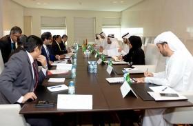 لجنة المشاورات السياسية الإماراتية البنغلاديشية على مستوى كبار المسؤولين تجتمع في أبوظبي