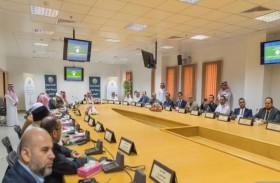 الهيئة العالمية للعلماء المسلمين في رابطة العالم الإسلامي تستنكر تطاول الإعلام القطري على علماء الأمة