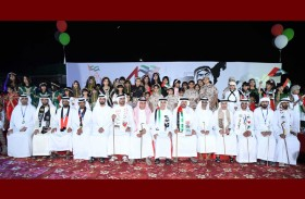 ختام احتفالات منطقة الفحلين برأس الخيمة باليوم الوطني 48