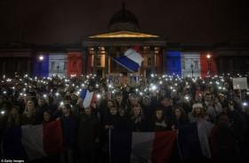 ضحايا اعتداءات باريس يستعيدون حياتهم ببطء