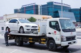 مواصلات الإمارات تطلق خدمة تخليص جميع المعاملات المرتبطة بالحوادث المرورية