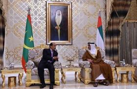 الرئيس الموريتاني يصل البلاد