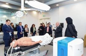 كلية الطب والعلوم الصحية في جامعة خليفة تؤسس مجلساً استشارياً تنفيذياً