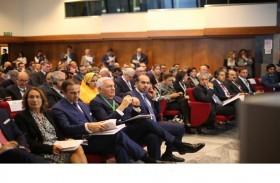 سفير الدولة يشارك في منتدى الأعمال العربي الإيطالي الأول في ميلانو
