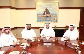 «اقتصادية الشارقة» و«الإمارات للمدن الصناعية» تبحثان التعاون