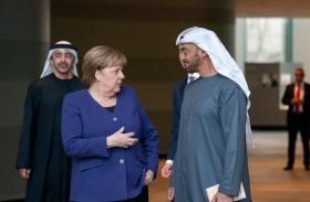 محمد بن زايد: أمن واستقرار منطقة الشرق الأوسط يمثل مصلحة إقليمية وعالمية