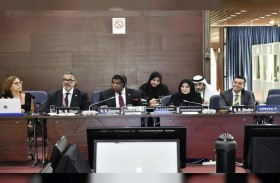 القبيسي تحث برلمانات العالم على العمل الجاد لمكافحة الإرهاب والتطرف
