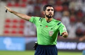 أحمد عيسى درويش يدير مباراة مصر والجزائر في كأس العرب للشباب