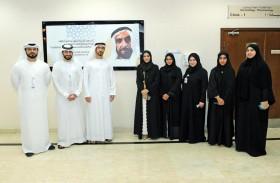 وفد من هيئة أبوظبي الرقمية يزور قسم الأطفال في مدينة الشيخ خليفة الطبية بأبوظبي