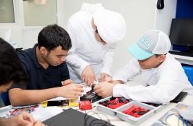 مؤسسة حمدان بن راشد آل مكتوم للأداء التعليمي المتميز تختتم برنامج المخيمات الصيفية 2018