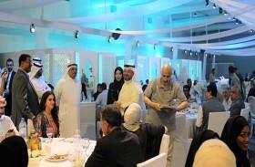 الأسرة الإعلامية في ضيافة غرفة التجارة لسحور رمضاني