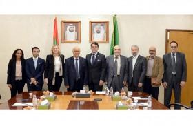 جامعة الشارقة تستقبل سفير مملكة السويد في الإمارات