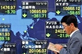 أسهم اليابان تنزل لأدنى مستوى في أسبوع