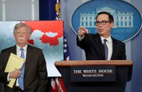 ماذا تعني مغادرة بولتون البيت الأبيض لإسرائيل؟