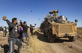 «مستوطنات» أردوغان في سوريا.. جريمة حرب