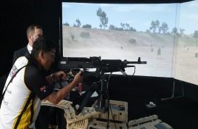 انترناشونال جولدن جروب الاماراتية تعرض مشبهات تدريبية في معرض يومكس 2020