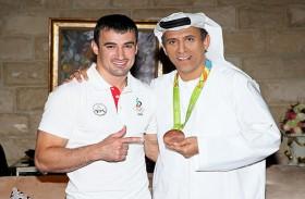 محمد بن ثعلوب : الإمارات جاهزة لاستضافة أبو ظبي جراند سلام للجودو