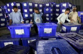 انتخابات رئاسية محفوفة بالمخاطر في افغانستان