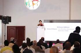 بدور القاسمي تؤكد التزام «الاتحاد الدولي للناشرين » بدعم أفريقيا للارتقاء بصناعة النشر والكتاب