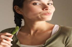 فول الصويا الأخضر غني بالبروتينات والحديد