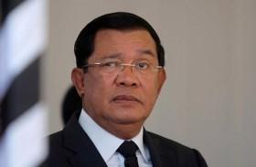 رئيس وزراء كمبوديا يتحدى أمريكا