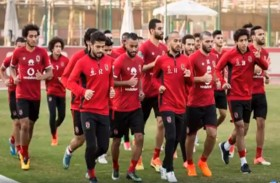 الأهلي يسعى لانتزاع  صدارة دوري مصر