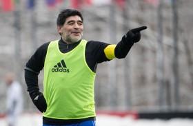 مارادونا يتحدث عن صلاح وراموس.. ويعلن: أنا غيفارا الكرة