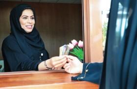 قسم التذاكر ... واجهة التميز و الضيافة الإماراتية